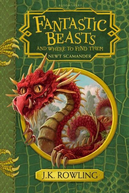 Gli Animali Fantastici Dove Trovarli Di J K Rowling