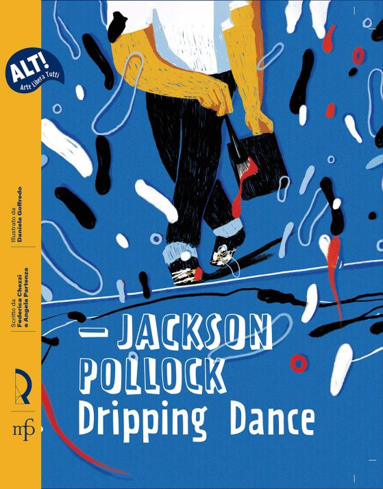 Jackson Pollock – Dripping Dance