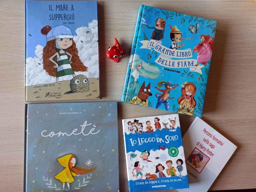 Cosa sto leggendo? Libri per bambini e ragazzi in lettura ad aprile 2021